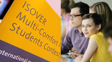 Isover Multi-Comfort House Student Contest