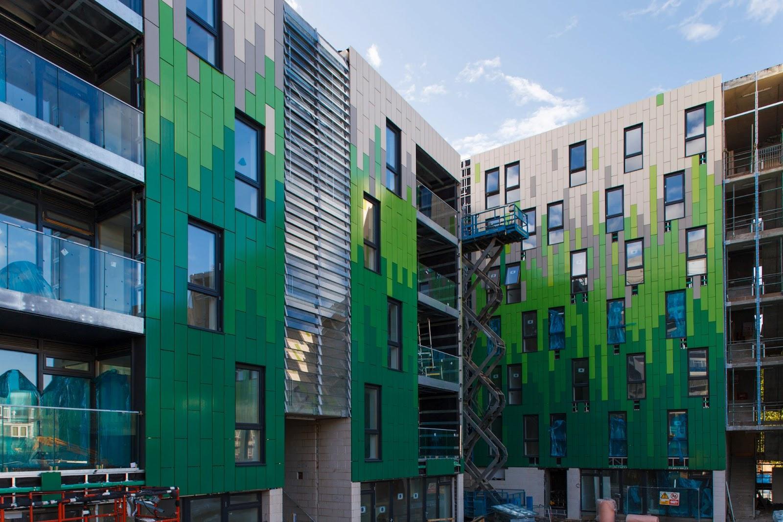 Knauf Facades Future Proofs Housing Development