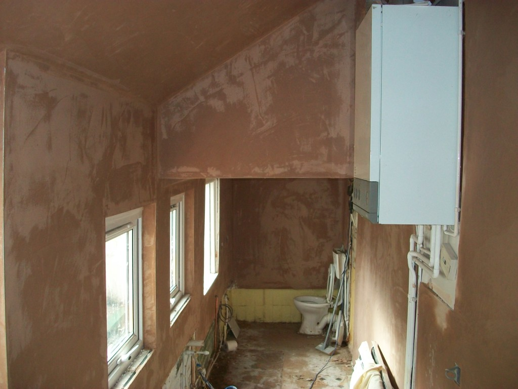 Painting New Plaster Plasterers News