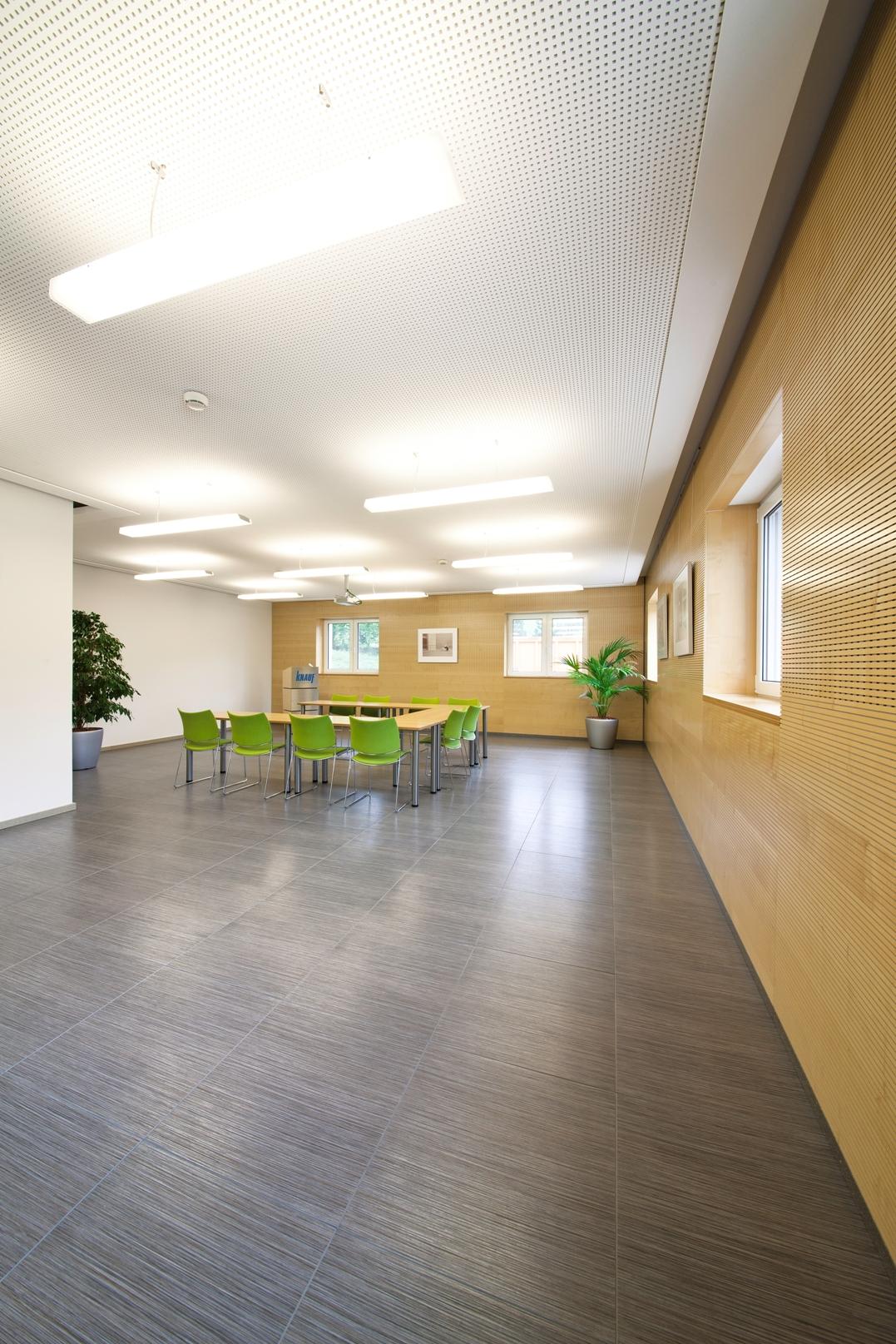 knauf vinova panels increase design potential plasterers. Black Bedroom Furniture Sets. Home Design Ideas