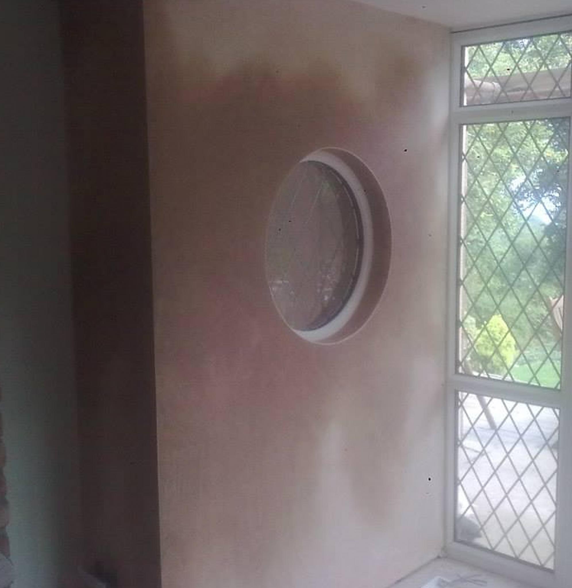 painting new plaster plasterers news. Black Bedroom Furniture Sets. Home Design Ideas