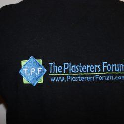 The Plasterers Forum T Shirt