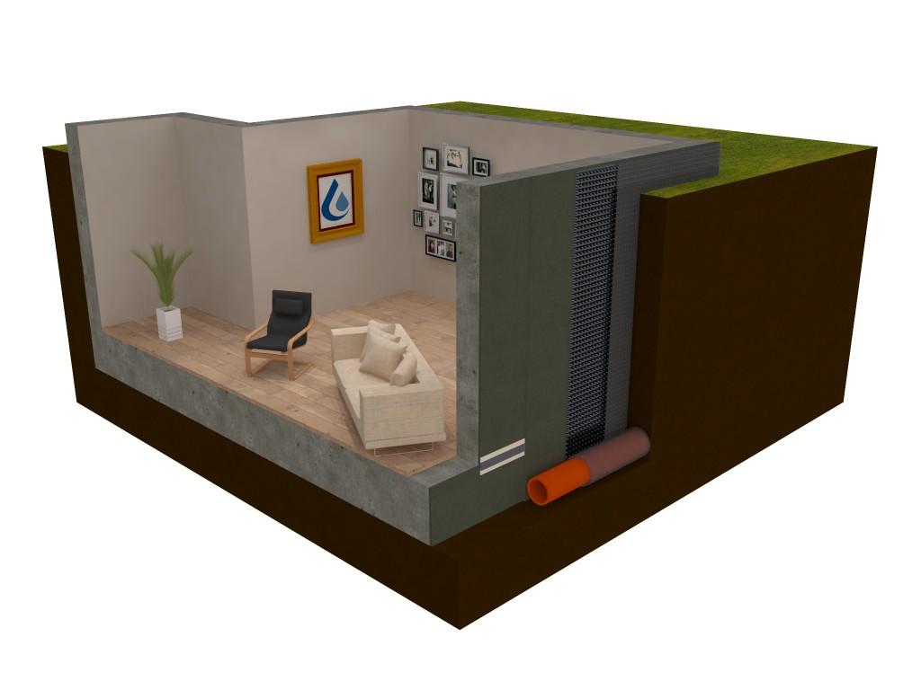 safeguard delivers depth in basement expertise plasterers news