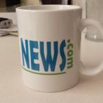 Plasterers News Mug