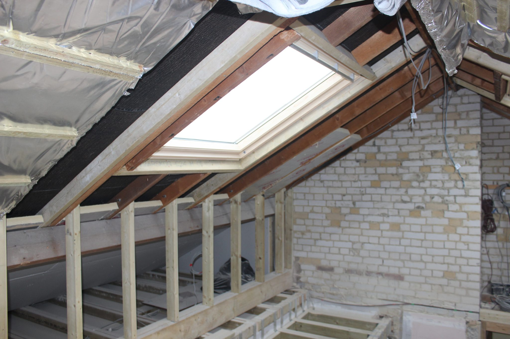 The Renovation 12 Velux Window Fail Plasterers News