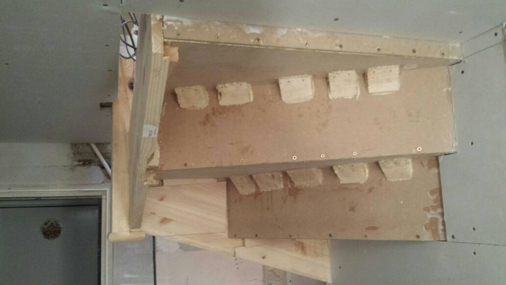 Plasterers One Stop Shop >> Renovation Project #22: The Stair Winder - Plasterers News