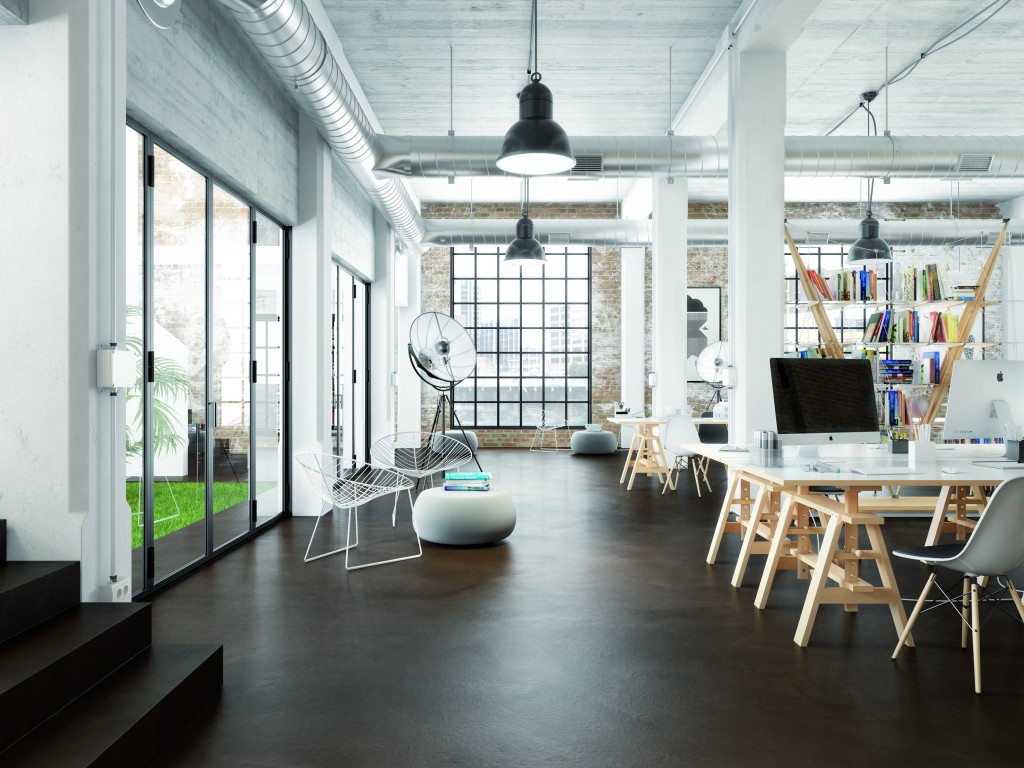 Mapei introduces new ultratop loft for floors walls and for W loft