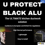 U Protect Black Alu: Increasing Building Safety Through Innovation