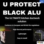 U Protect Black Alu: Increasing building safety through innovation