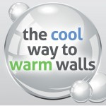 Aero Therm cool way to warm walls