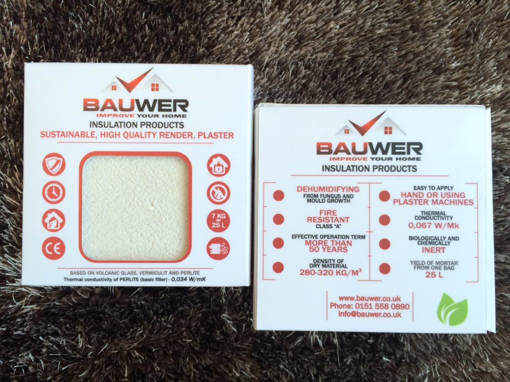 Cost Efficient Insulated Render And Plaster From Bauwer