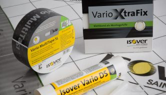 ISOVER LAUNCHES ADVANCED AIRTIGHTNESS SOLUTION FOR INSTALLERS