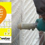 Weberpral M Monocouche Render by Saint-Gobain Weber Just Got Better