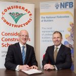 Considerate Constructors Scheme and National Federation of Builders Announce Partnership