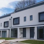 Weber Monocouche Render Sets the Style for Brighton New-builds