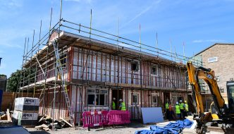 British Gypsum Supports Newham Council With Innovative Solution to Housing Crisis