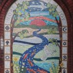 Instarmac Brands Used to Create Bespoke Mosaic Masterpiece