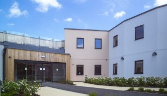 Early Specification Provides Time Savings With Knauf AQUAPANEL® Exterior