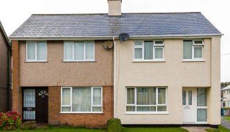 Webertherm Ewi by Saint-Gobain Weber Slashes U-values for Gwynedd Properties