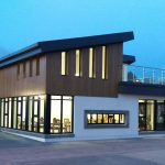 WEBER MONOCOUCHE RENDER REMODELS LOCHSIDE RESTAURANT IN SCOTLAND