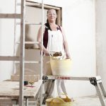 Female Plasterer Set To Start Own Business