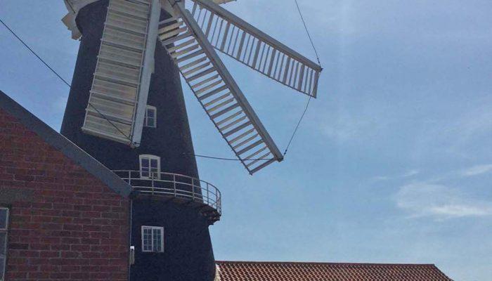 Saint-Gobain Weber Flooring Products Sail Through in Heckington Windmill Regeneration