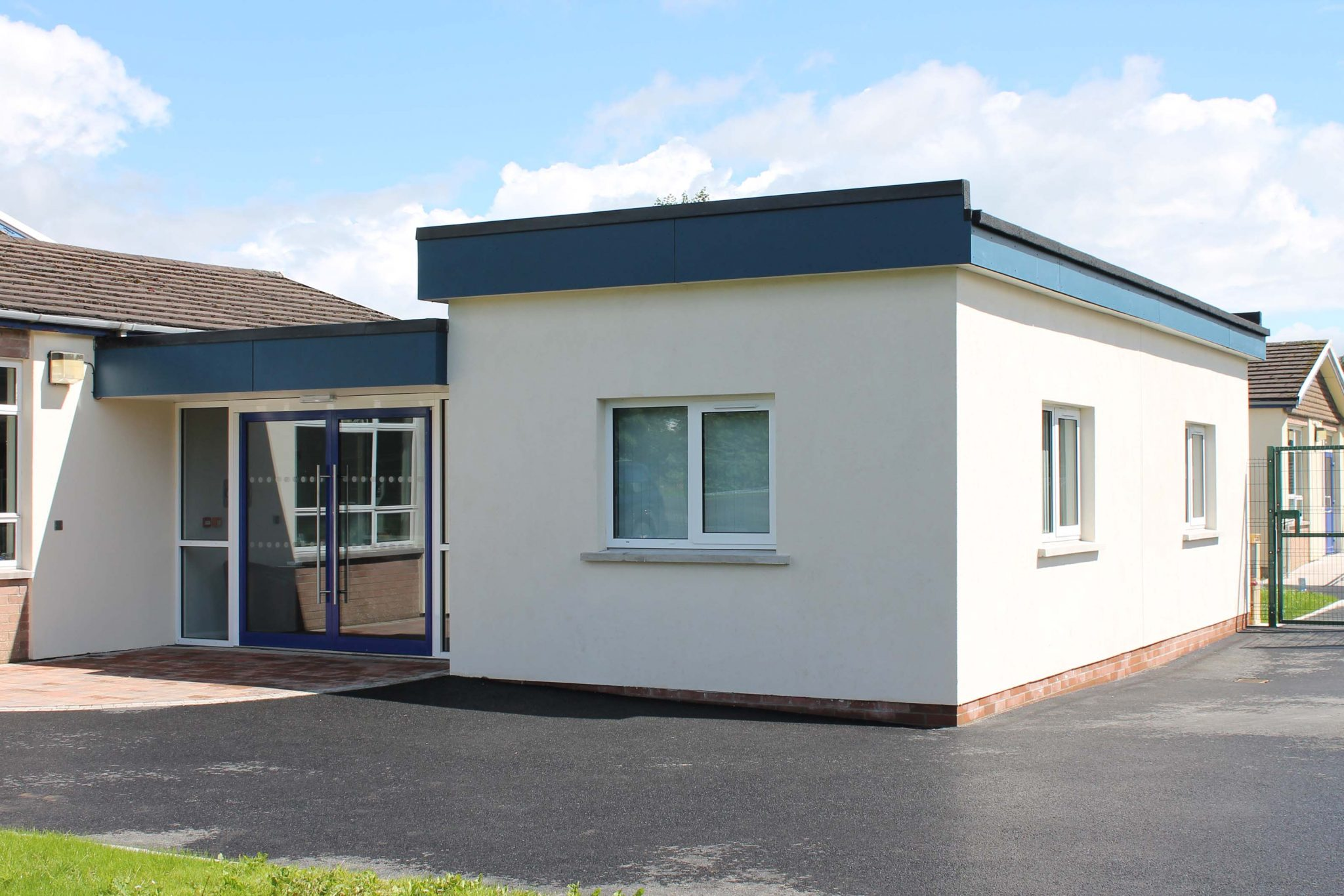 Webermineral TF Render Marked 10/10 at Poyntzpass Primary School