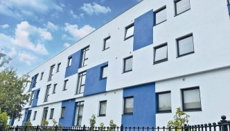 External Wall Insulation by Saint-Gobain Weber Is Talk of the Town in Stevenage