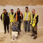 A Day With Knauf Airless Plaster