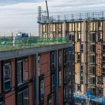 Knauf's Windliner Helps Subcontractor in Major Mixed-use Development