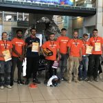 Leeds College of Building Students Win 11 SkillBuild Medals