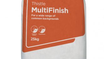British Gypsum's Thistle Plaster Packaging Gets a Revamp