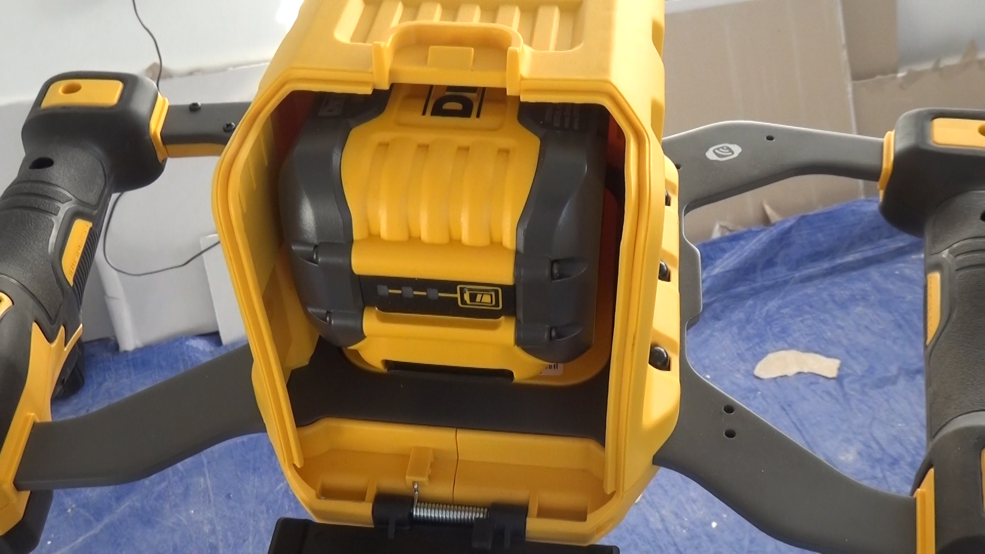 Dewalt XR Mixer Battery