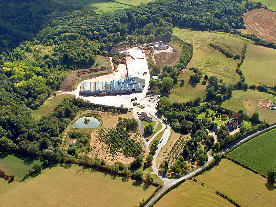 British Gypsum Fauld Mine