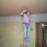 Lady Plasterer Talks To Plasterers News