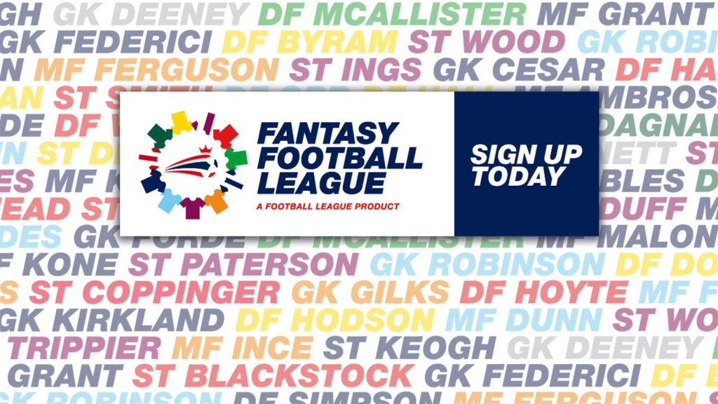 The Plasterers Forum Fantasy Football League 2013