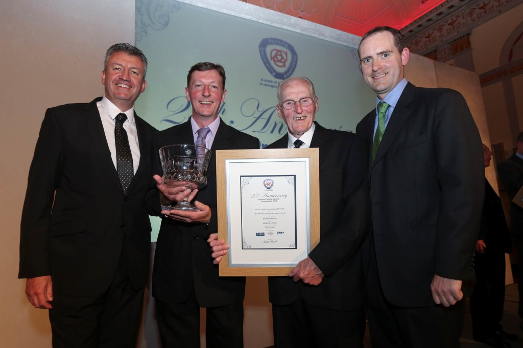 DULUX TRADE TRIUMPHS AT 25TH ANNIVERSARY