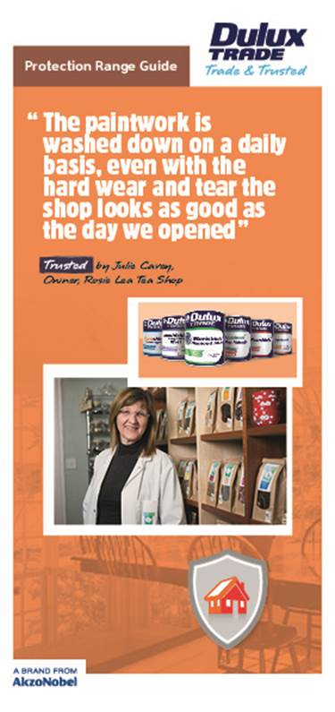 DULUX TRADE LAUNCHES NEW GUIDE