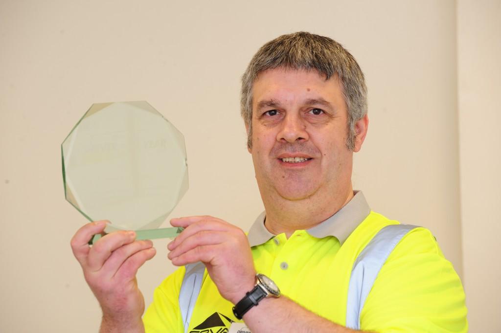 Driver of the Year 2013 Adrian, Balacombe
