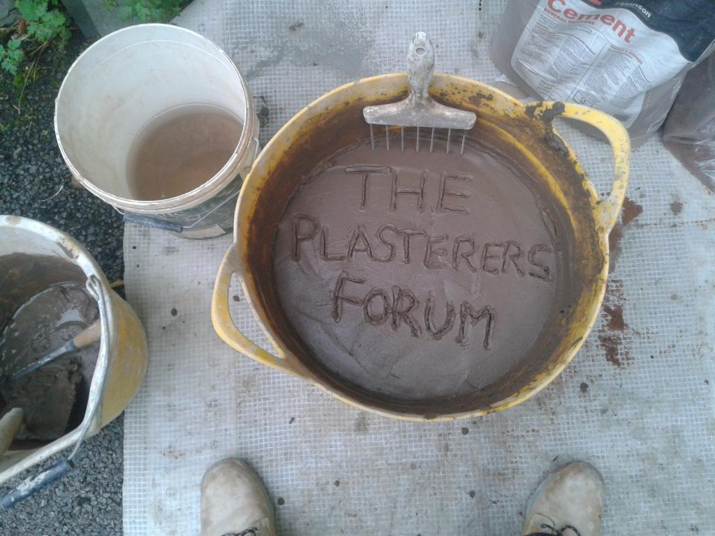 The Plasterers Forum