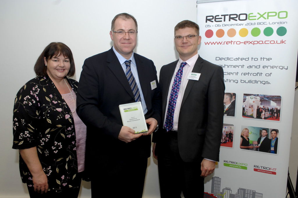 British Gypsum Scoops Top Accolade For Green Deal Training Programme