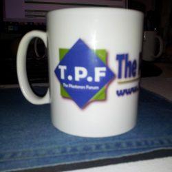 Plasterers Forum mug