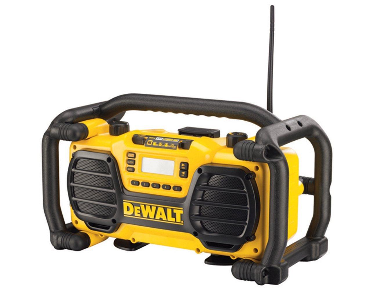 Dewalt Builders Radio