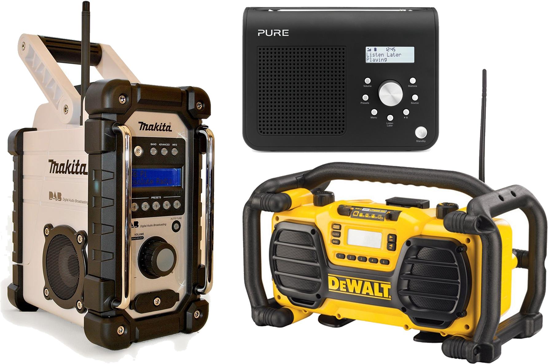 Plasterers Radios