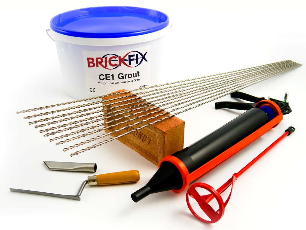 SE1401BF Safeguard BrickFix Crack Stitching Kit