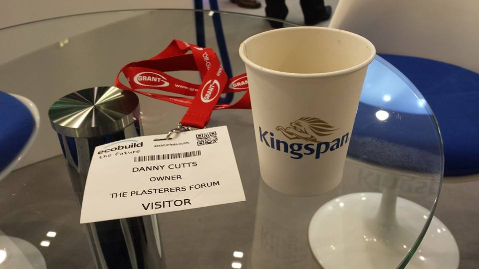 Kingspan At Ecobuild 2014