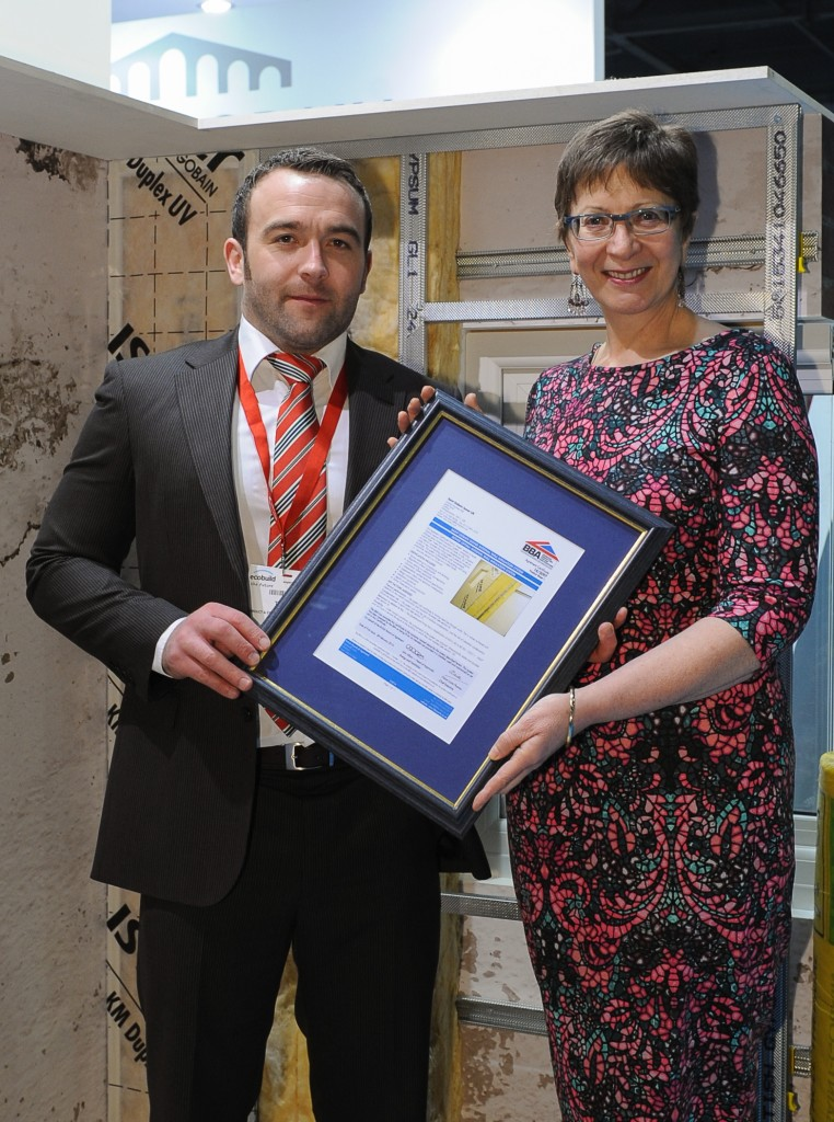 Tom Cox and Claire Curtis-Thomas, Chief Exec BBA