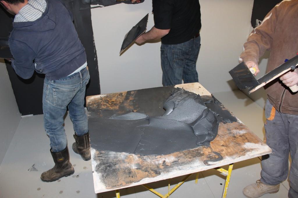 British Gypsum Magnetic Plaster
