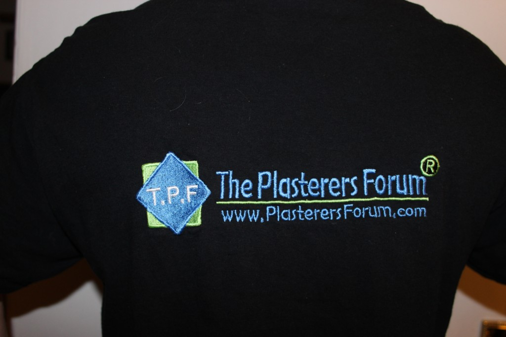 The Plasterers Forum T Shirt