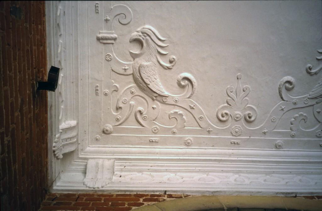 Blickling Hall porch detail